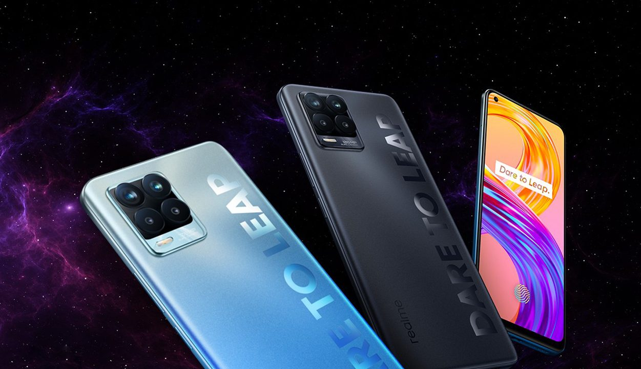 Realme 8 and 8 Pro introduced: features and price