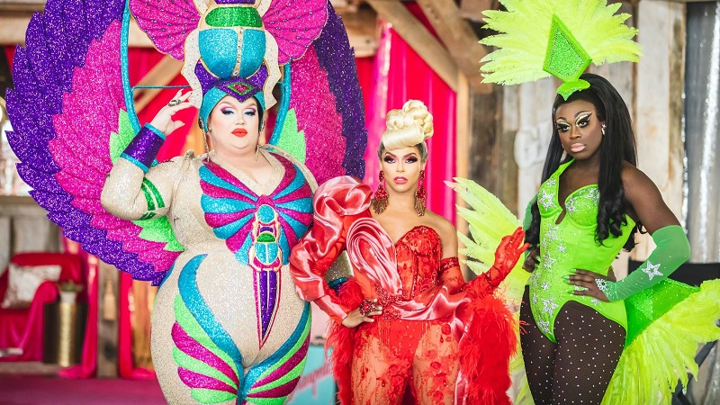 We're Here Season 2: HBO Has Renewed Drag Race Queens' We're Here For A Second Season