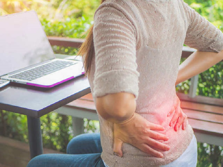 Work from home and back pain: