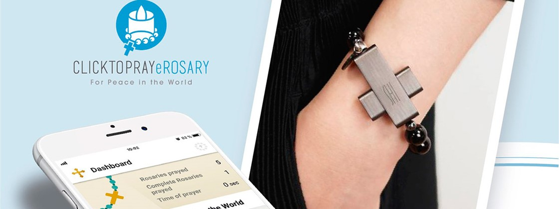 Acer launches Click to Pray eRosary smart rosary in Brazil