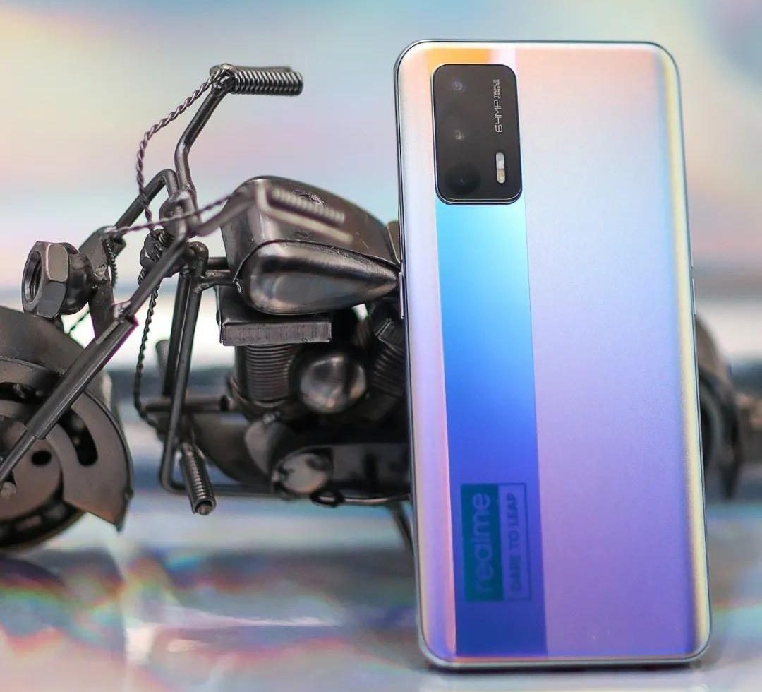 realme GT Neo photo leaked! Here are the details