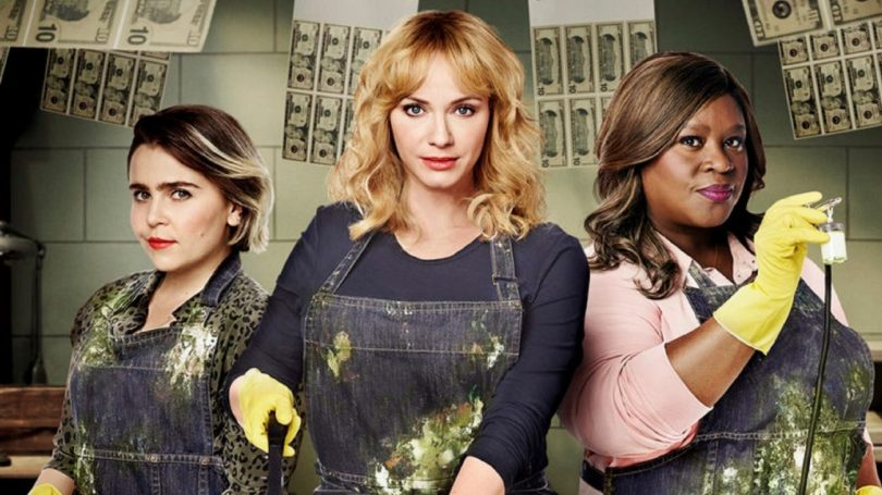 Season 4 of Good Girls Sees The Show Stuck In Familiar, Mucky Territory.