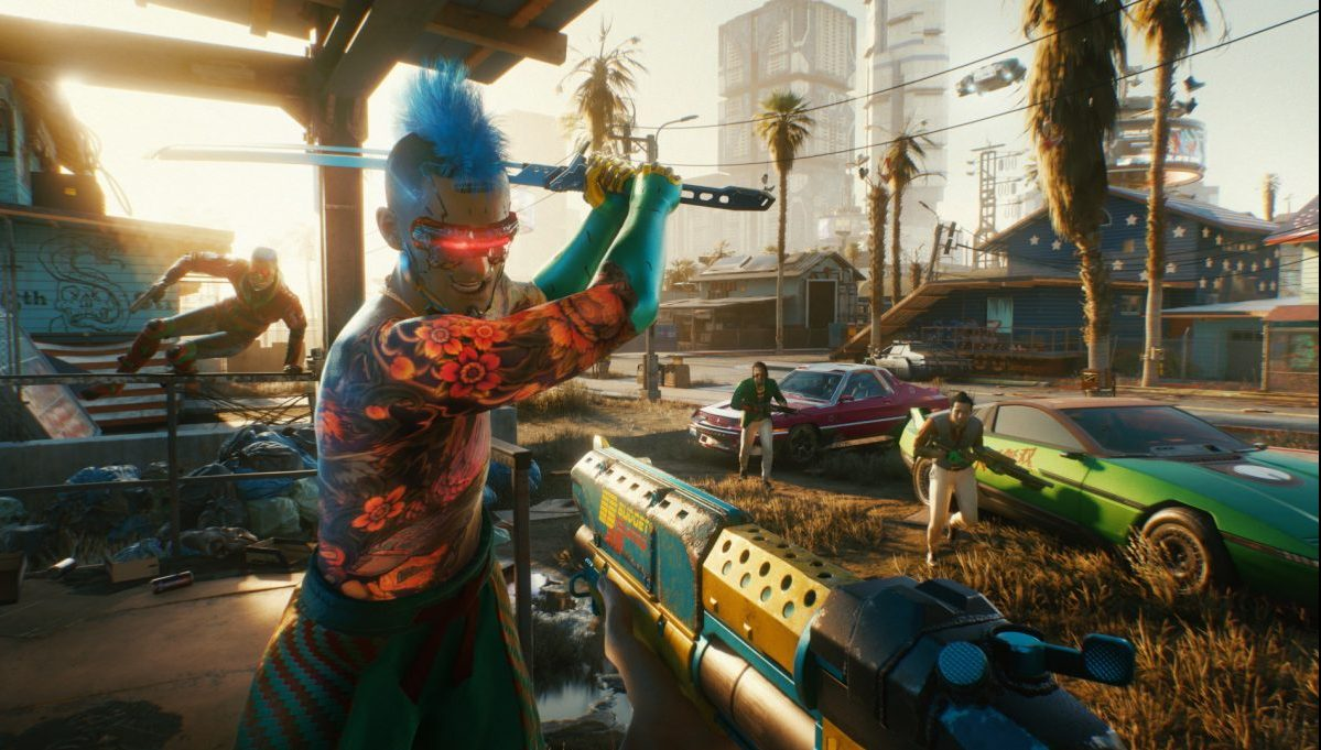 New decision for Cyberpunk 2077's multiplayer experience
