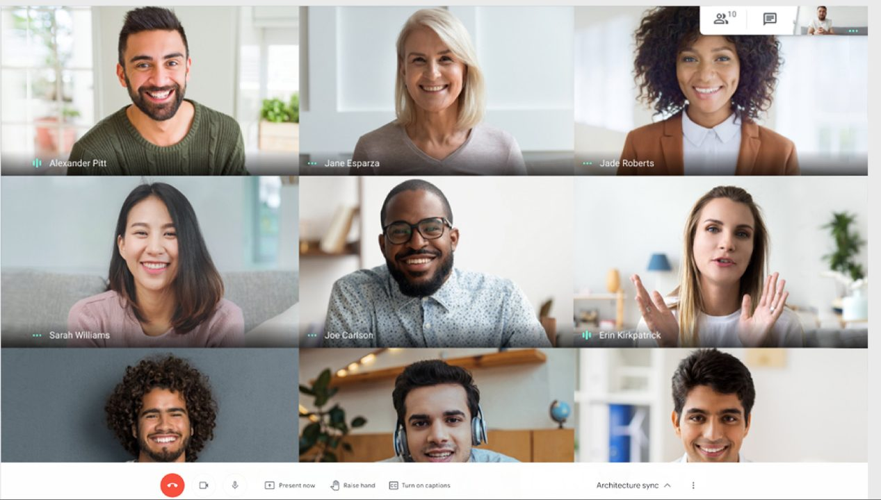 Free Google Meet: Unlimited talk time extended