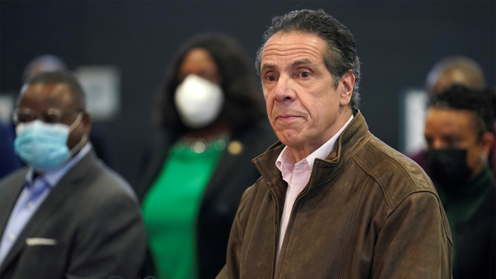4 Ways Andrew Cuomo's Political Future Could Play Out