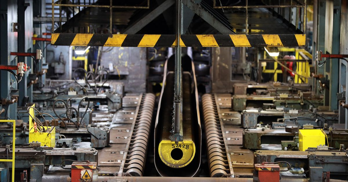 5,000 steel jobs could be at risk as lender files for administration
