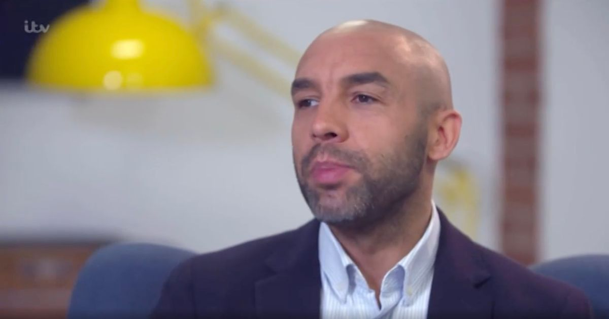 Alex Beresford like cheeky tweet hours after hosting GMB