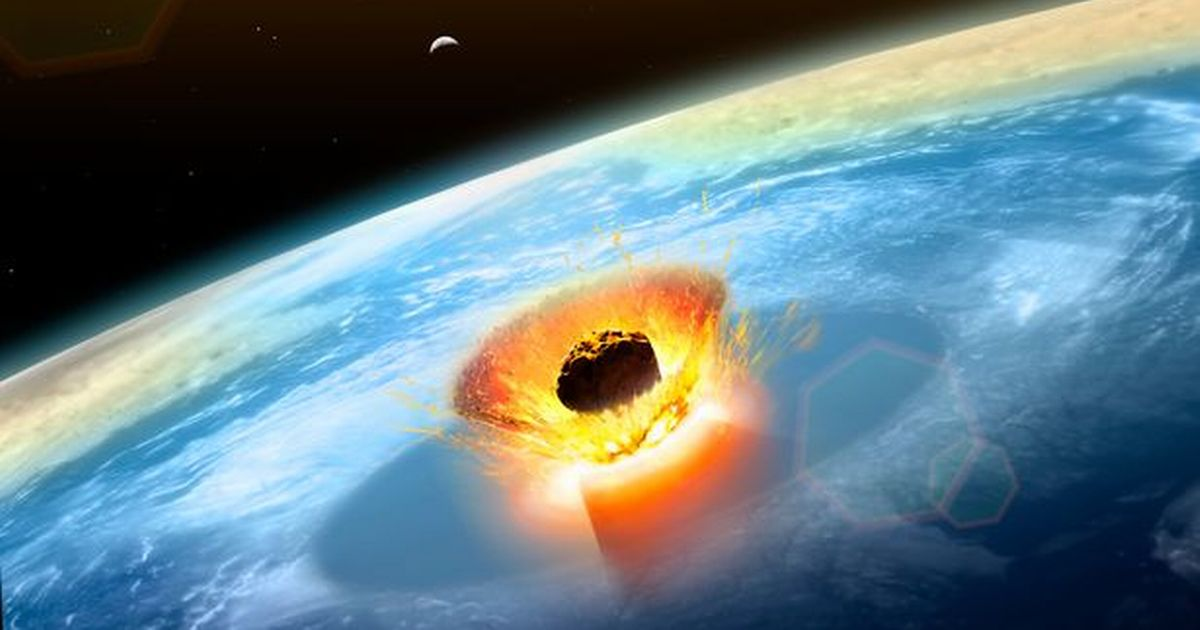 Asteroid threat to Earth must be reassessed, say scientists