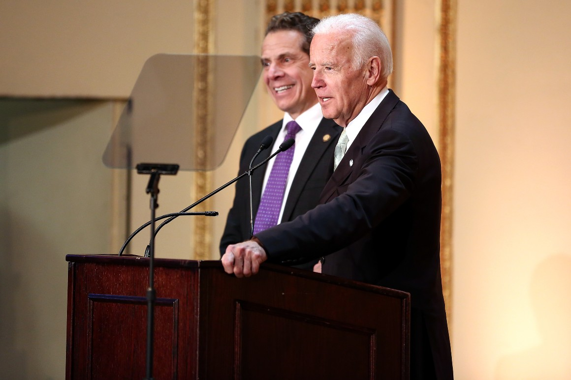 Biden: If allegations confirmed, Cuomo should resign and could face prosecution
