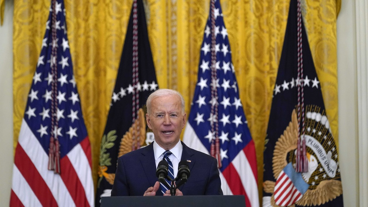 Biden wants Mexico to accept migrant families who enter the U.S.