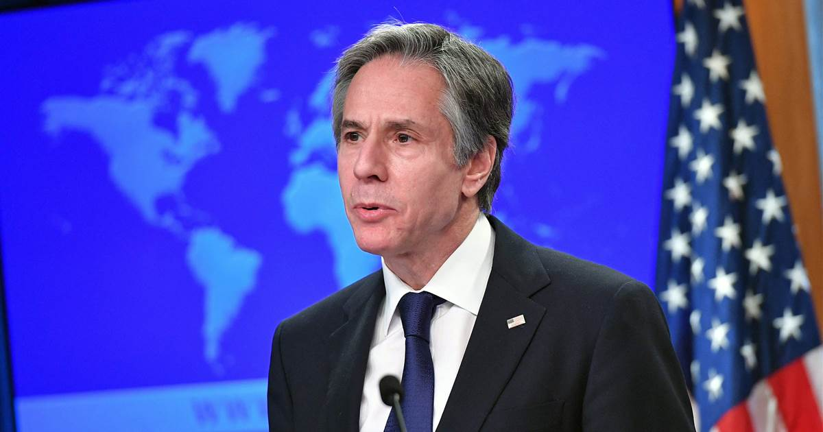 Blinken ends Trump admin's human rights plan to promote conservative agenda abroad