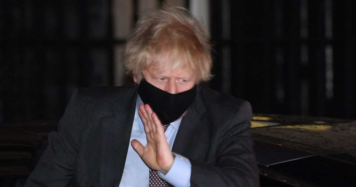 Boris Johnson faces grilling today over handling of pandemic