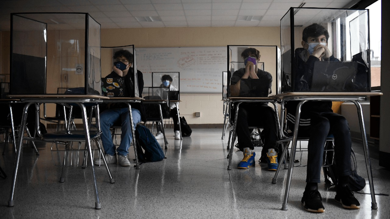 CDC cuts school distancing requirements to 3 feet