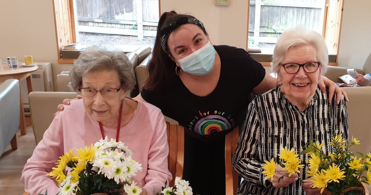 Care homes to reopen to visitors allowing residents to see loved ones
