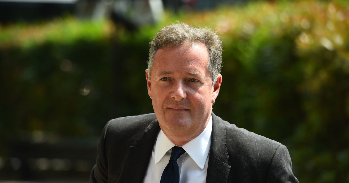 Celebrities react after Piers Morgan quits Good Morning Britain