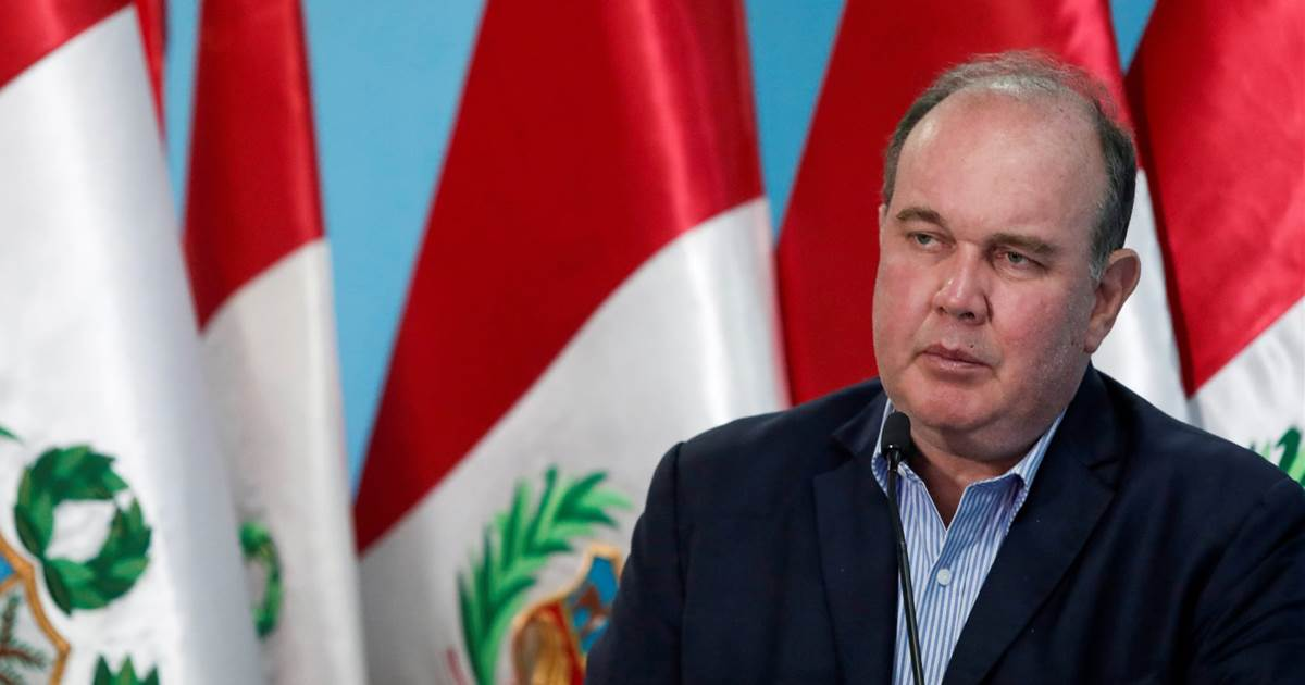 Celibacy, sackcloths: Could Peru soon have an Opus Dei, ultra-conservative president?