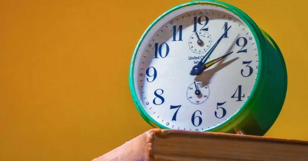 Clocks will go forward an hour this weekend - all you need to know
