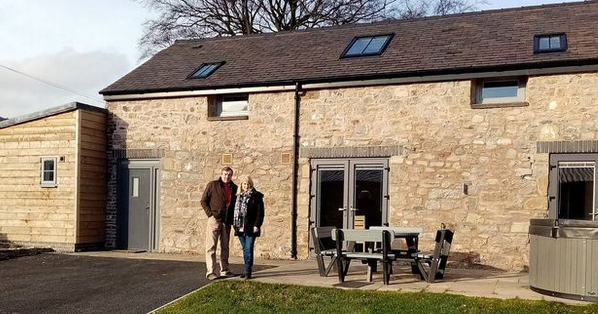 Couple risk ruin after holiday cottages classed as 'second homes'
