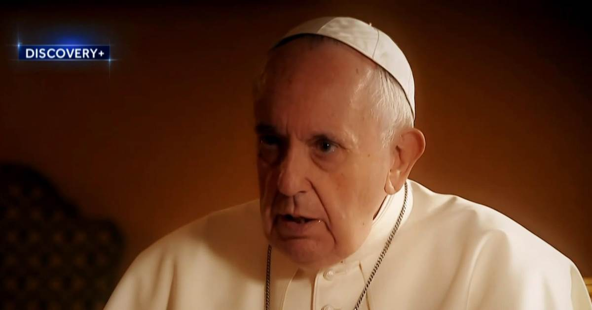 Documentary offers glimpse into life of Pope Francis