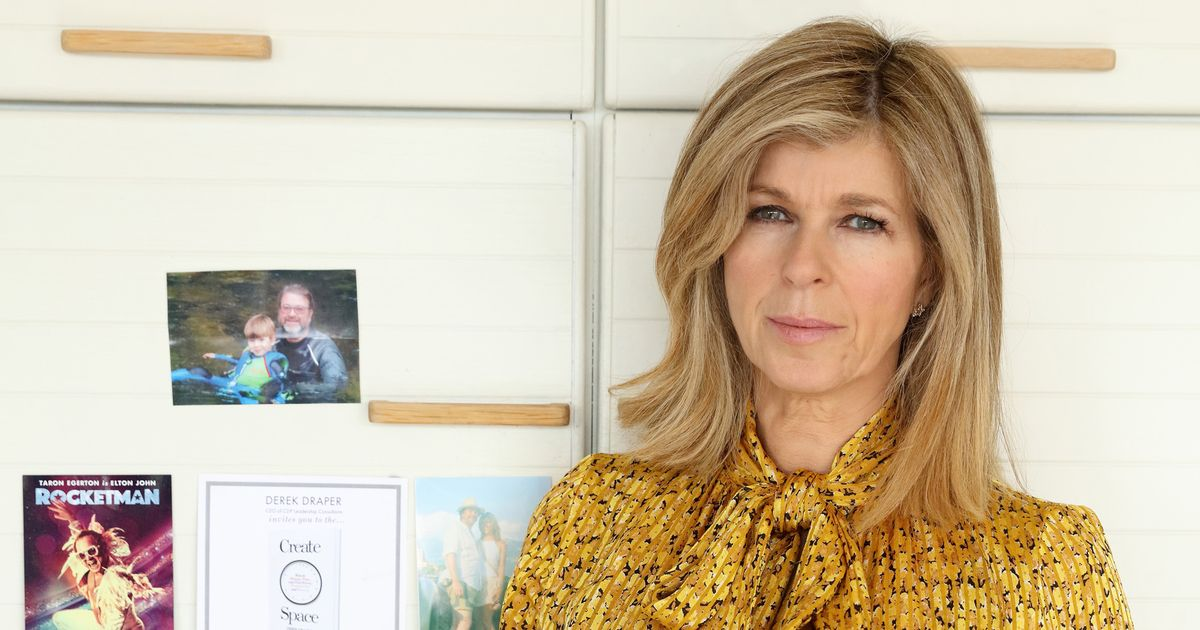 Emotional documentary on how coronavirus almost killed Kate Garraway's husband