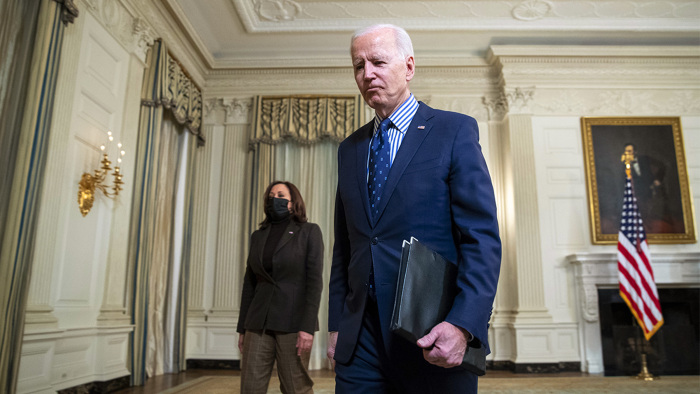 Five Things The COVID-19 Bill Revealed About How Washington Will Work In The Biden Era