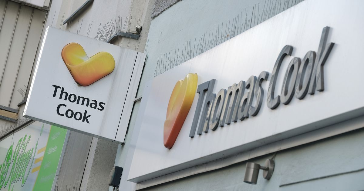 Former Thomas Cook workers could get bumper payout in dispute over job losses