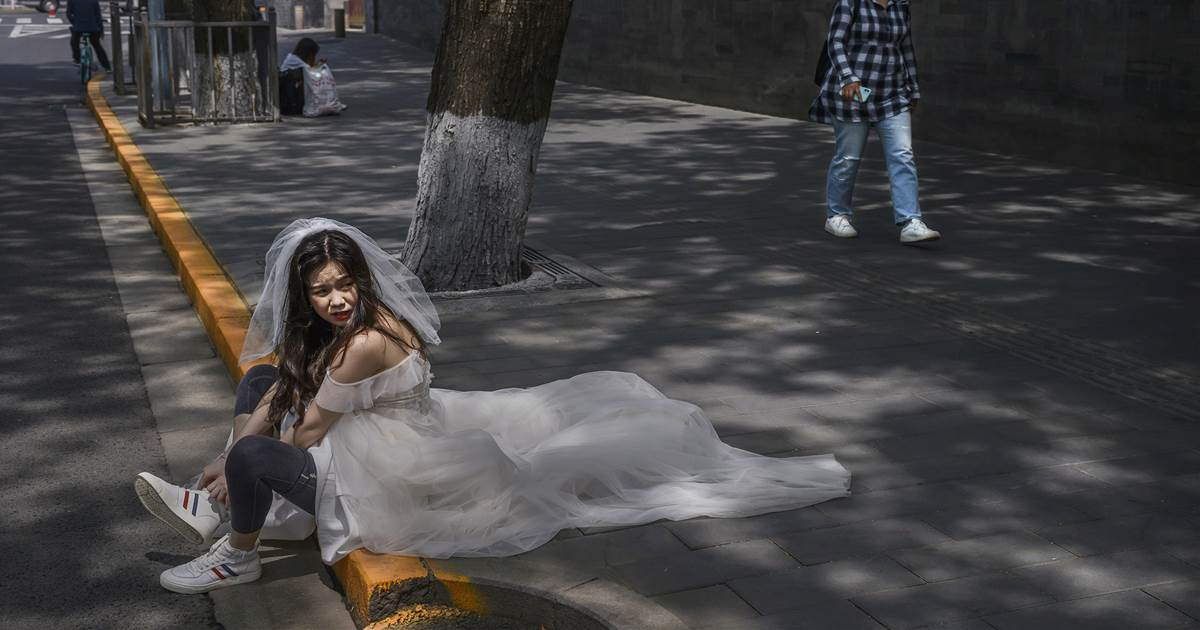 Frustration in China among women as new divorce law stalls process