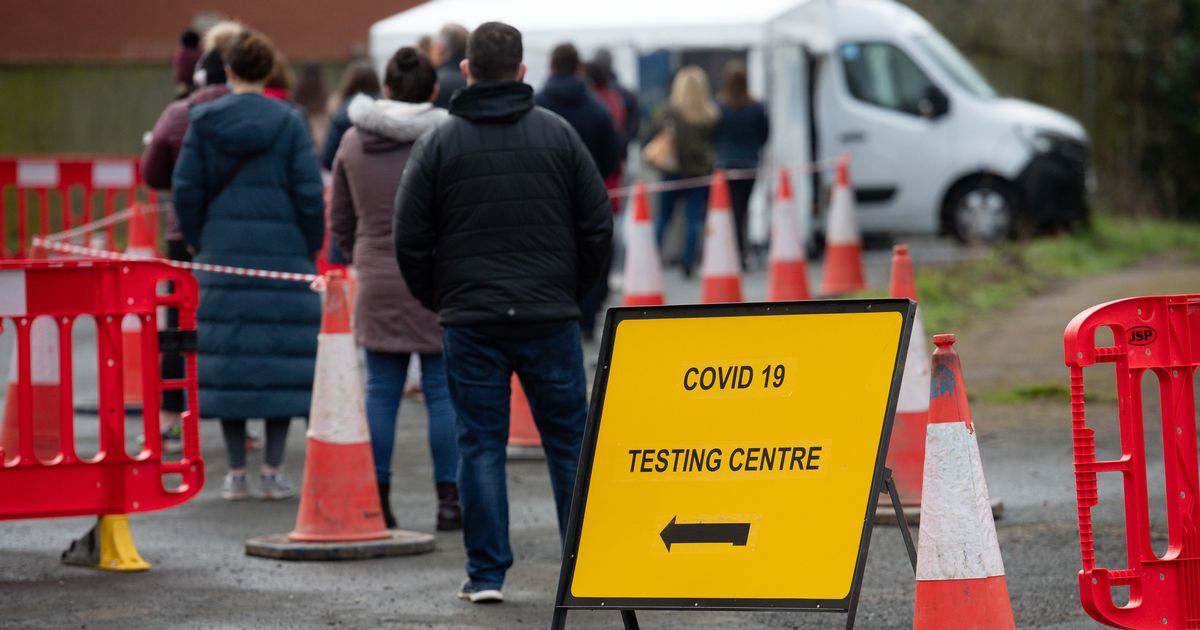 Full list of all Covid-19 variants in the UK as thousands more infected