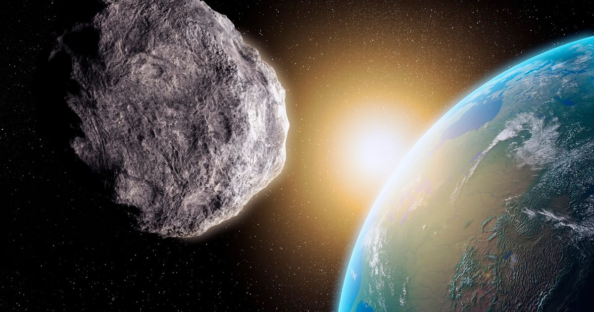 Giant asteroid dubbed 'God of Chaos' to pass Earth this week and you can see it