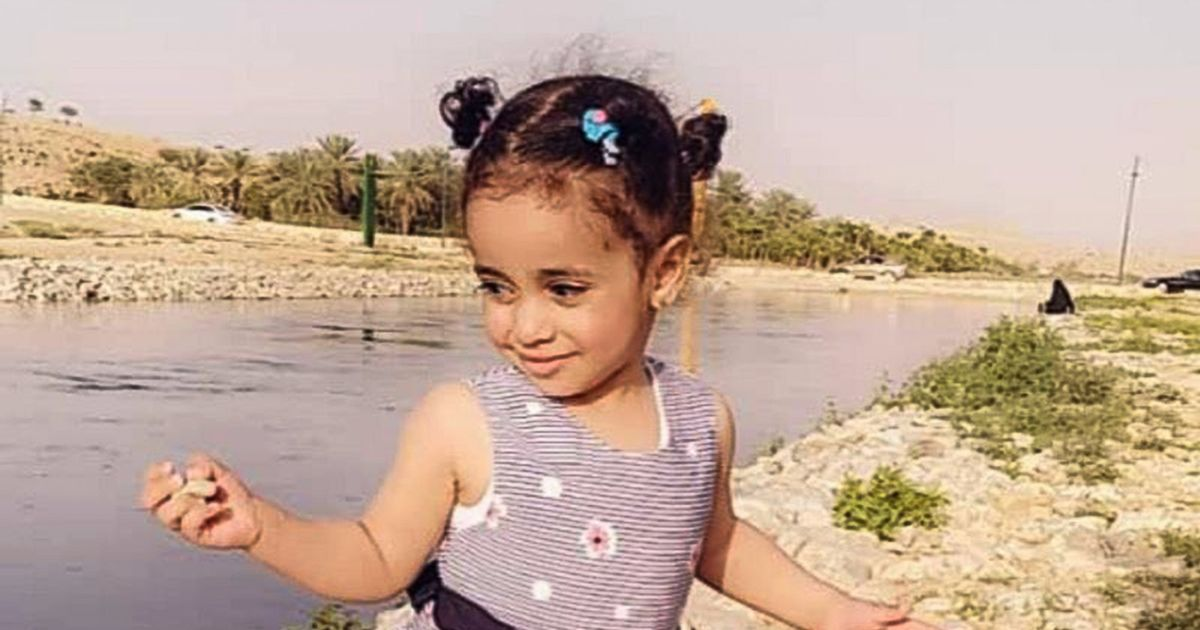 Girl, 4, dies after being mauled by pack of five stray dogs in Saudi Arabia