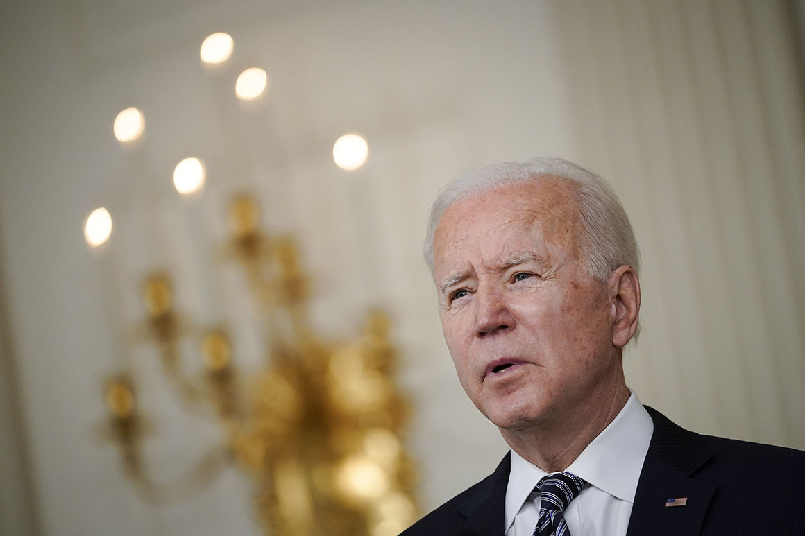 How Biden's resistance to filibuster reform began to crack