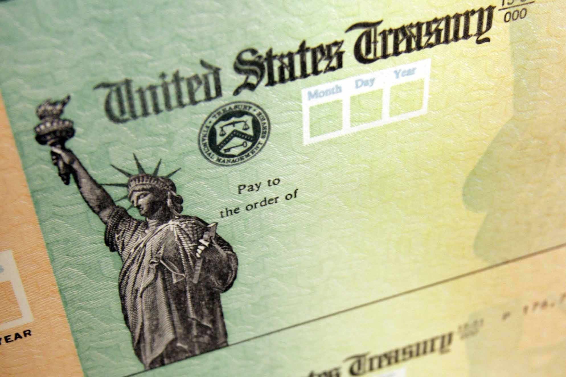IRS sending 2nd batch of stimulus payments