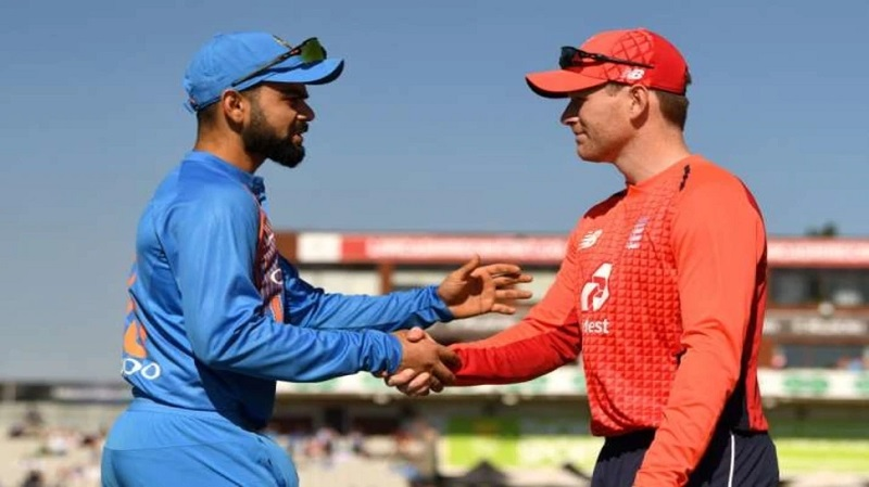 India vs England T20: England Beat India 3rd T20 Match By 8 Wickets