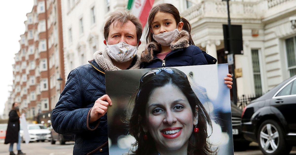 Jailed mum Nazanin 'was suicidal in Iran prison and terrified of more torture'