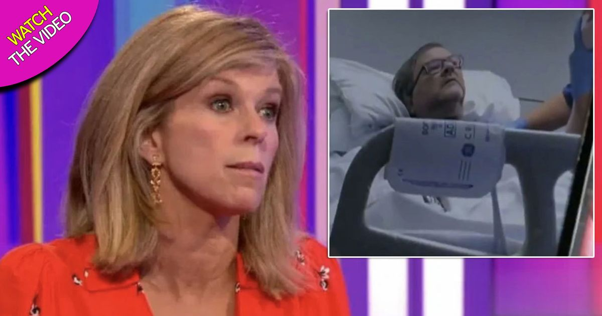 Kate Garraway 'trying to hold on to Derek' in moments of consciousness
