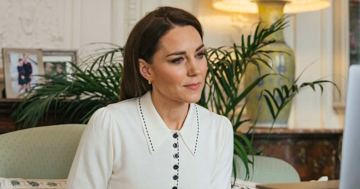 Kate highlights public support for 'amazing' work of frontline staff