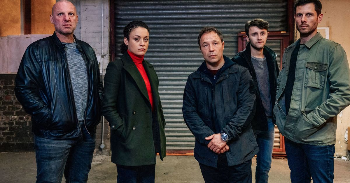 Line of Duty fans make feelings clear as Ryan Pilkington returns