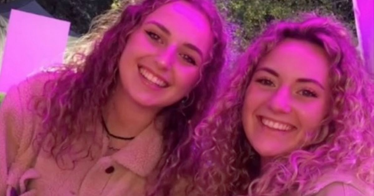 Long lost twins find each other at college in real-life Parent Trap story