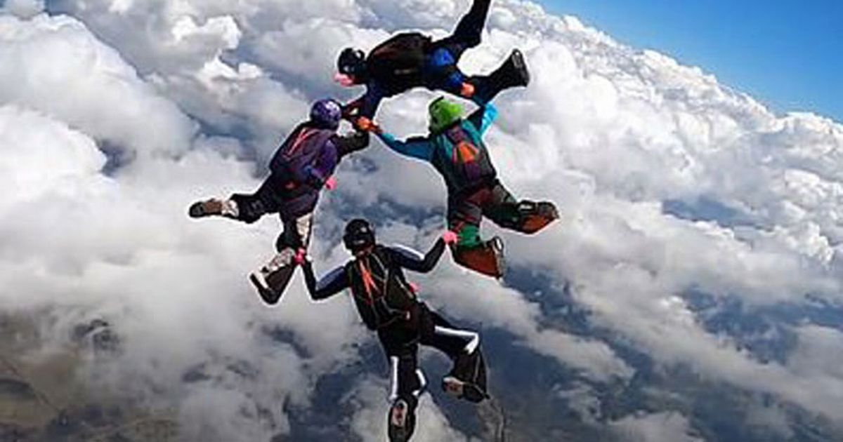 Man, 30, dies in horror skydiving accident after his parachute fails to open