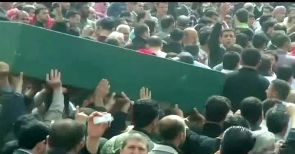 March 18-19, 2011: The protests in Daraa that sparked Syria's 10-year civil war