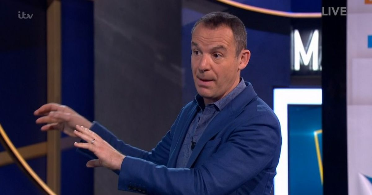 Martin Lewis tells married couples to claim hundreds of pounds