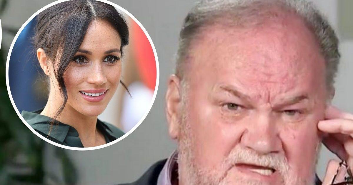 Meghan Markle's dad to speak to Piers Morning on ITV in the morning