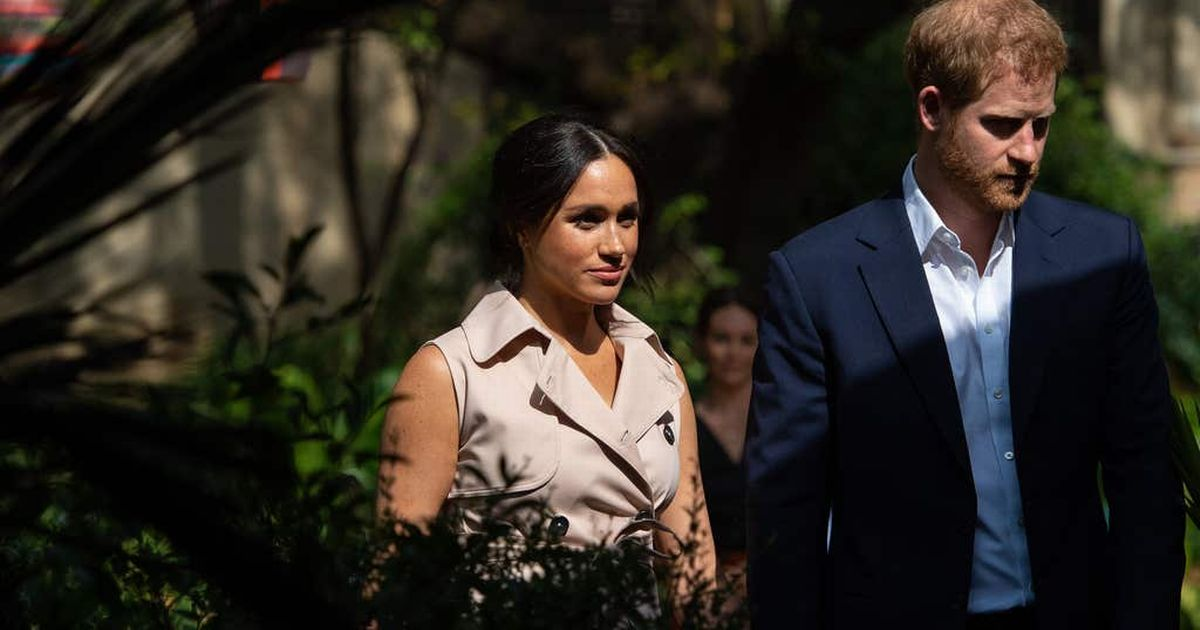 Meghan and Harry interview watched by peak audience of 12.4million