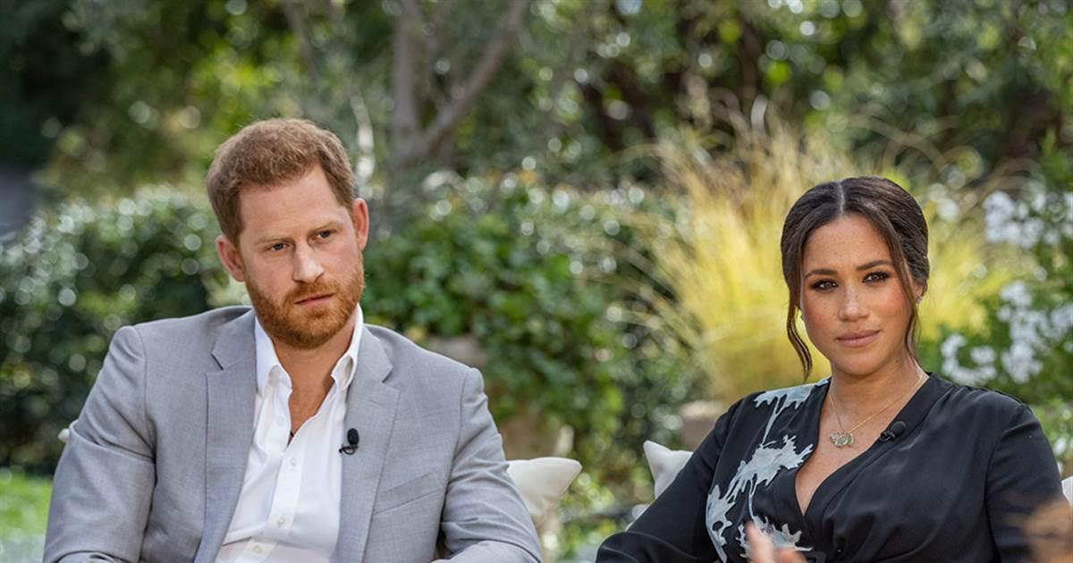 Meghan says royal family had 'concerns' about how dark Archie's skin might be