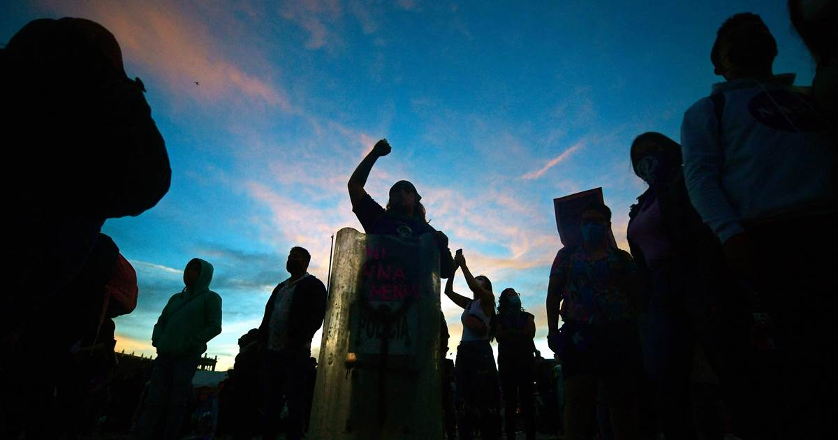 Mexican women have been physically, sexually abused for participating in protests