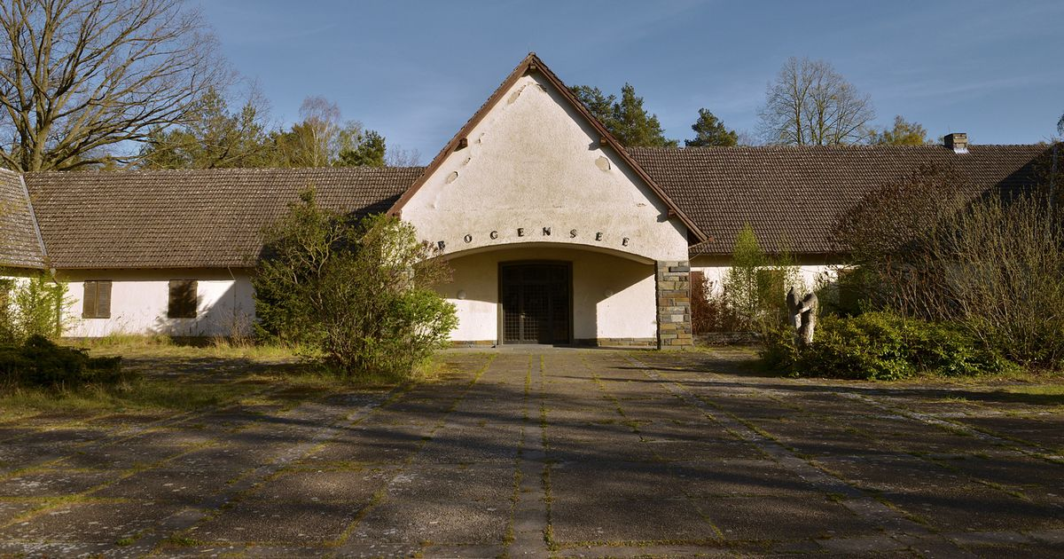 Nazi sex mansion to become an artist commune with living space for immigrants