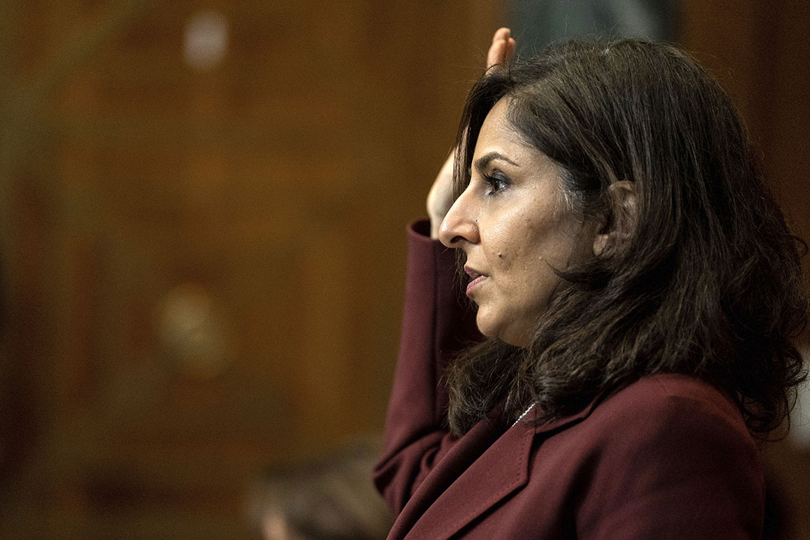Neera Tanden withdraws as Biden's budget chief pick