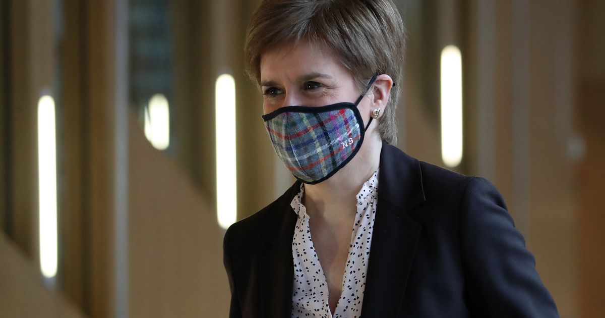 Nicola Sturgeon did not breach the ministerial code, inquiry concludes