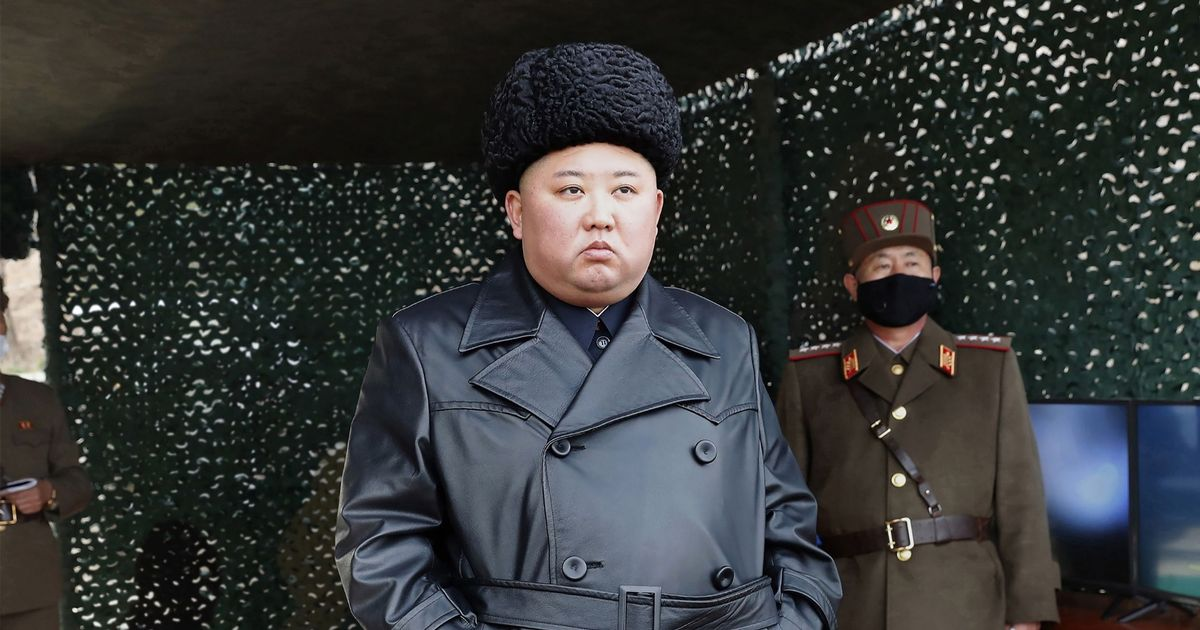 North Korea 'trying to hide' nuclear weapons site new satellite images reveal