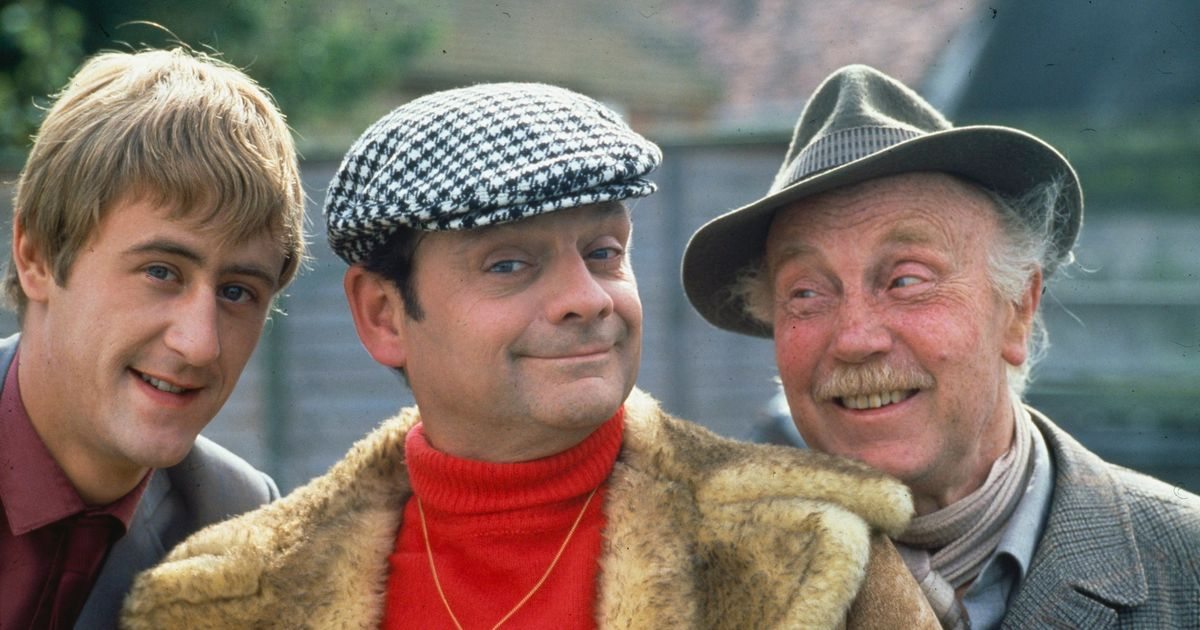 Only Fools and Horses actress dated on-screen son for 29 years